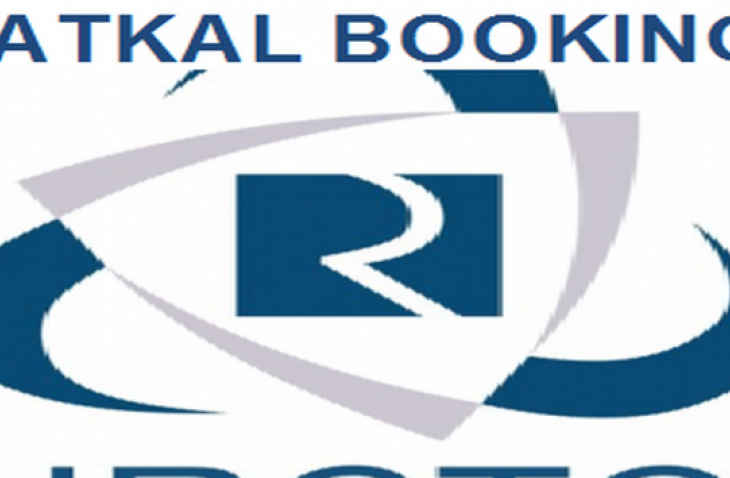 Book IRCTC Tatkal Tickets Online