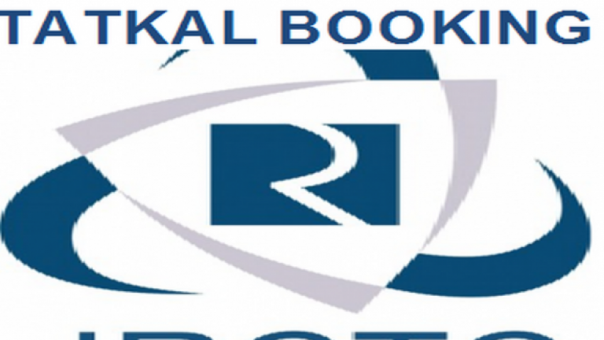 Book IRCTC Tatkal Tickets Online