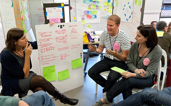 Brainstorming Process in Web Design