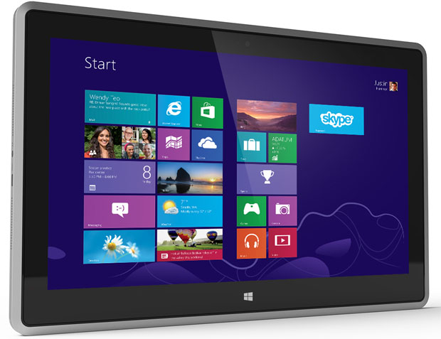 Top Windows 8 Tablets