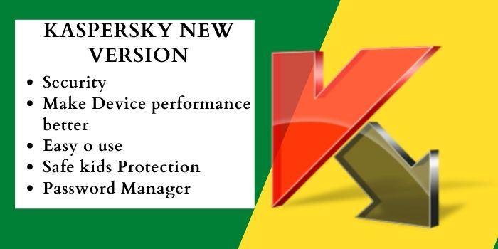 Kaspersky New Version