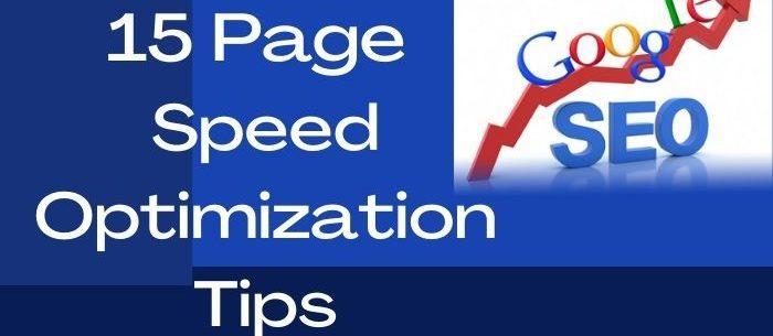 15 Page Speed Optimization Tips For WordPress Sites-www.techbuzzpro.com